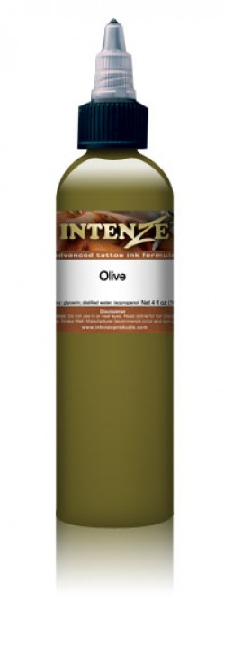 Tattoo Ink :: Olive Demasi Potrait Ink :: 1 Oz :: Intenze
