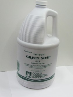 Green Soap 1 Gallon (WALK IN ONLY)