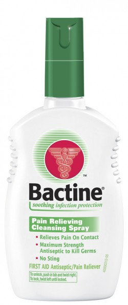 Bactine 5 Oz Spray