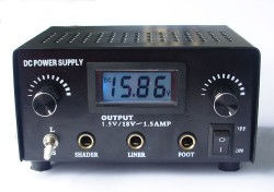 Digital 2 Machine Power Supply