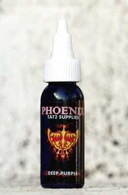 Phoenix Deep Purple Ink