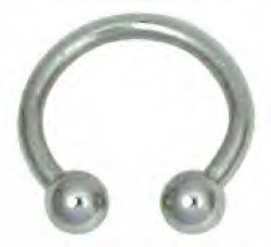 Horseshoe With Ball