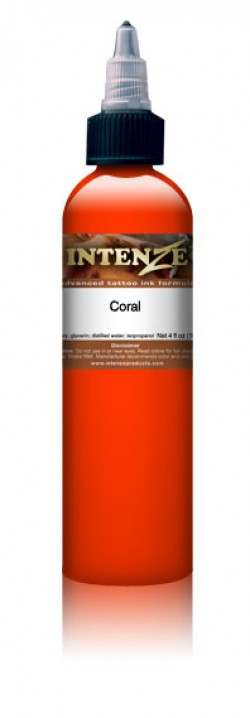 Intenze Coral Demasi Potrait Ink