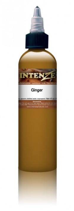 Intenze Ginger De Masi Potrait Ink