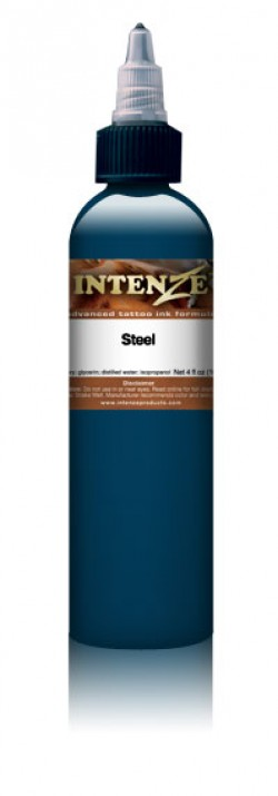 Intenze Steel Demasi Potrait Ink