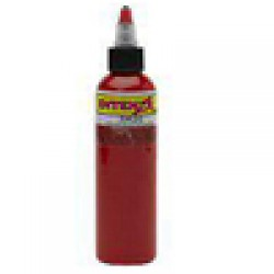Tattoo Ink :: Bright Red :: 1 Oz :: Intenze