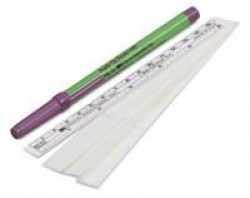 Skin Marker With Ruler