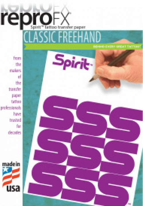 Repro FX Classic Freehand Stencil Paper 100Pcs